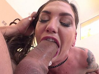Rocky Emerson extreme big locate deepthroat