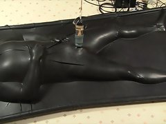 vacbed with the addition of estim carnal milked by venus 2000
