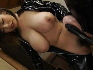 Latex asian unshaded on every side fat jugs
